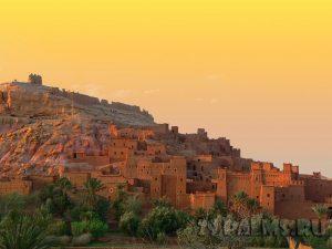 Ait ben haddou kasbah desert tour