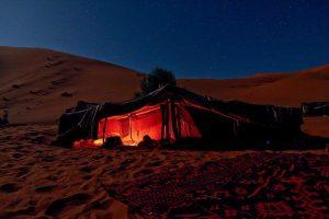 night tent sahara tour from marrakech to merzouga
