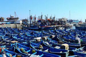 Essaouira atlantic oceon gate
