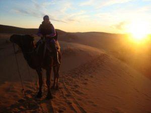 Morocco grand tour. Sahara Desert tour