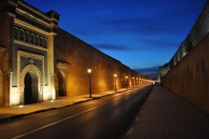 Discover the old Authentic Meddina, Mrrakechn to Fes via desert 7 days