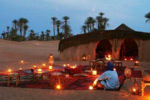 Sahara camp desert tour