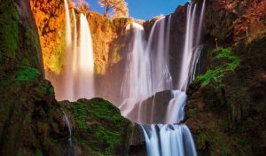 Ozoud waterfall, morocco private guided tour