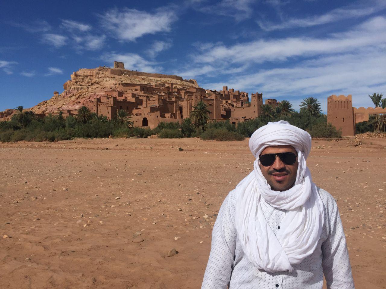 Trips to Ait ben haddou kasbah