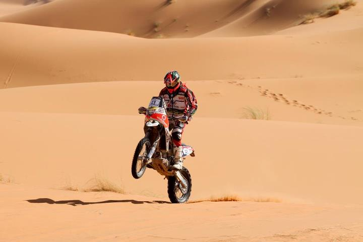 Merzouga desert for adventure tourism