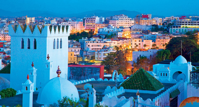 Chechaouen, the blue city